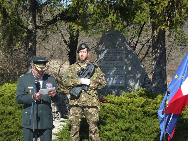 Govor Emila Velikonje v Temnici, 12. marca 2017