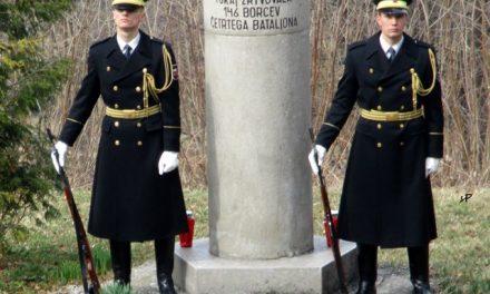 Spominska slovesnost na Javorovici
