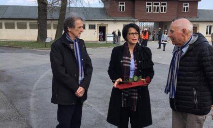 Priznanje slovenski veleposlanici v Berlinu