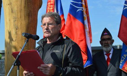 Govor Mirka Hrovata, Radohova vas pri Grosupljem 22. aprila 2017