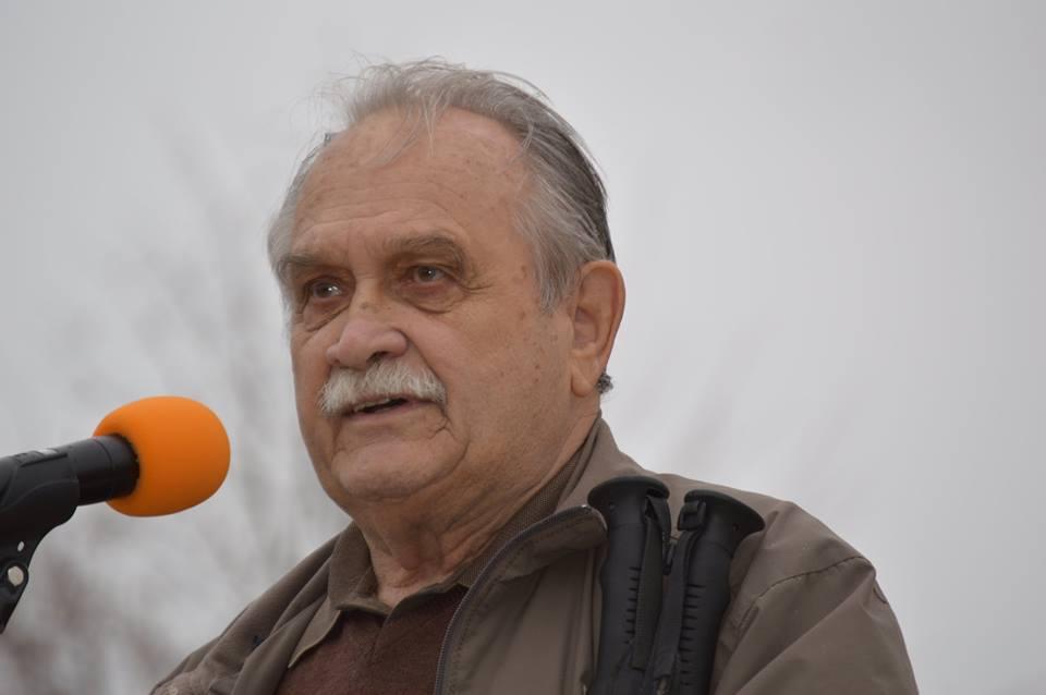 Govor dr. Matjaža Kmecla, Črnuče 25. aprila 2017