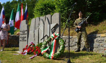 Spominska slovesnost na Bukovem