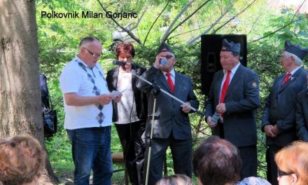 Govor Milana Gorjanca, Zabukovica 28. maj 2017