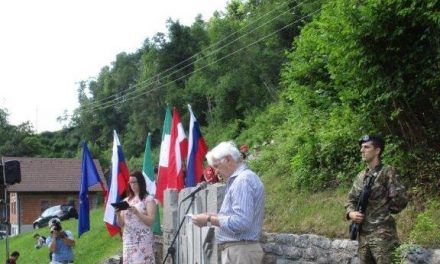 Govor Dina Spanghara, Bukovo (občina Cerkno), 4. junij 2017