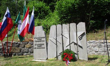 Zbirka partizanskih spomenikov na Geopediji raste