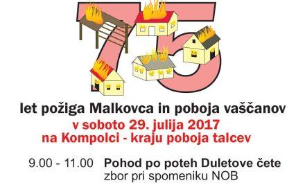 Vabljeni v Malkovec