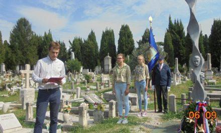 Govor Aljoše Fonde, Sveta Ana nad Trstom, 6. september 2017