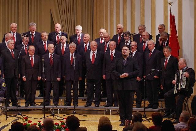 Partizanski pevski zbor vabi nove pevce