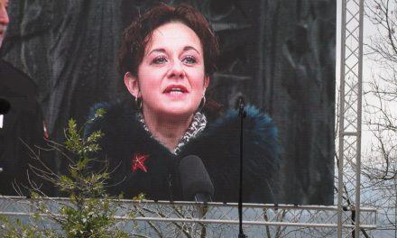 Lara Jankovič, Dražgoše, 14. januar 2018