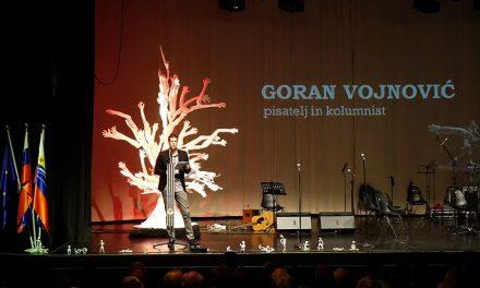 Goran Vojnović, Ljubljana, 28. januar 2018