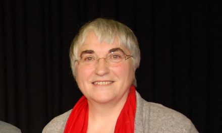 Dr. Ljubica Jelušič – Skupnost internirancev Dachau, 8. decembra 2019