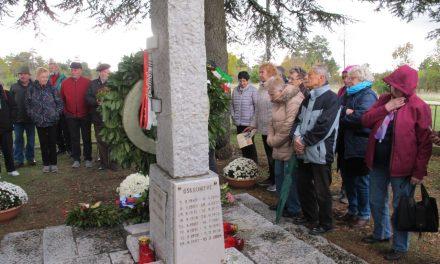 Odziv ZZB NOB Slovenije zaradi fašistične skrunitve pietete slovenskih žrtev na Opčinah
