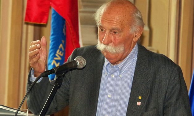 V predsedniški palači bo odprta žalna knjiga za Janezom Stanovnikom