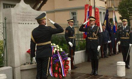 Pahor in Križman 27. aprila v Kristalni dvorani