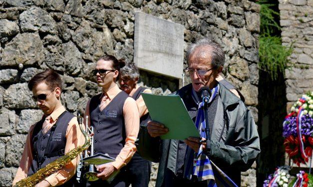 Ljubelj – 75. obletnica osvoboditve koncentracijskega taborišča na Ljubelju