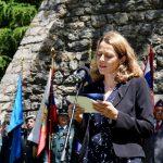 Ljubelj, 13. junija 2020 – Slavnostna govornica, Jana Babšek