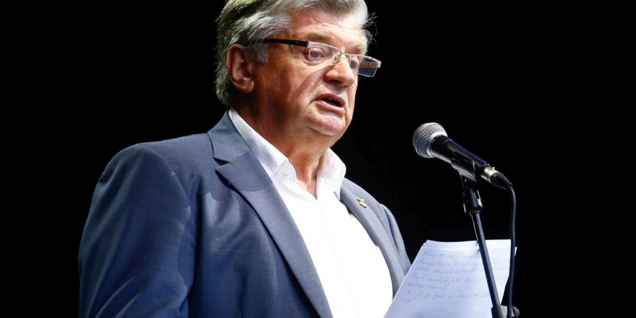 Govor Marijana Križmana ob odkritju doprsnega kipa Janezu Stanovniku – 4. avgust 2020