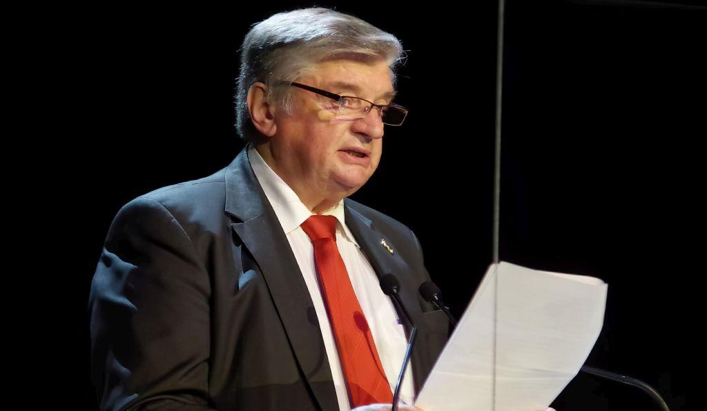 Slavnostna seja predsedstva ZZB NOB Slovenije – Govor Marijana Križmana, 15. oktobra 2020