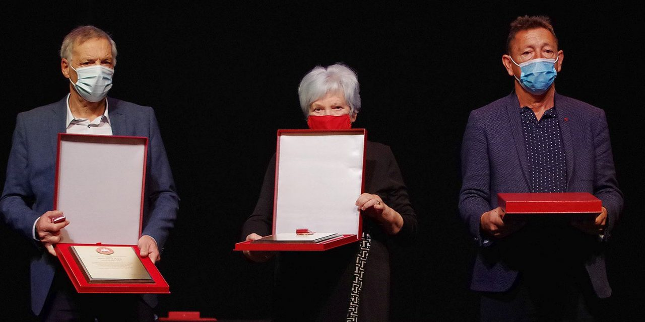 75. obletnica zmage in osvoboditve – podelitev priznanj