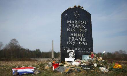 Izbris Dnevnika Ane Frank iz učnih programov