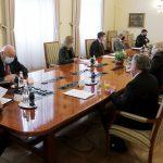 KoDVOS pri predsedniku Pahorju