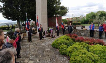 Pahor in Janša nista dobrodošla v slovenski Istri