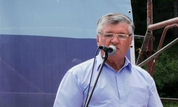 Marijan Križman, Pokljuka – 10. julija 2021